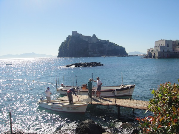 Ischia By the Sea
